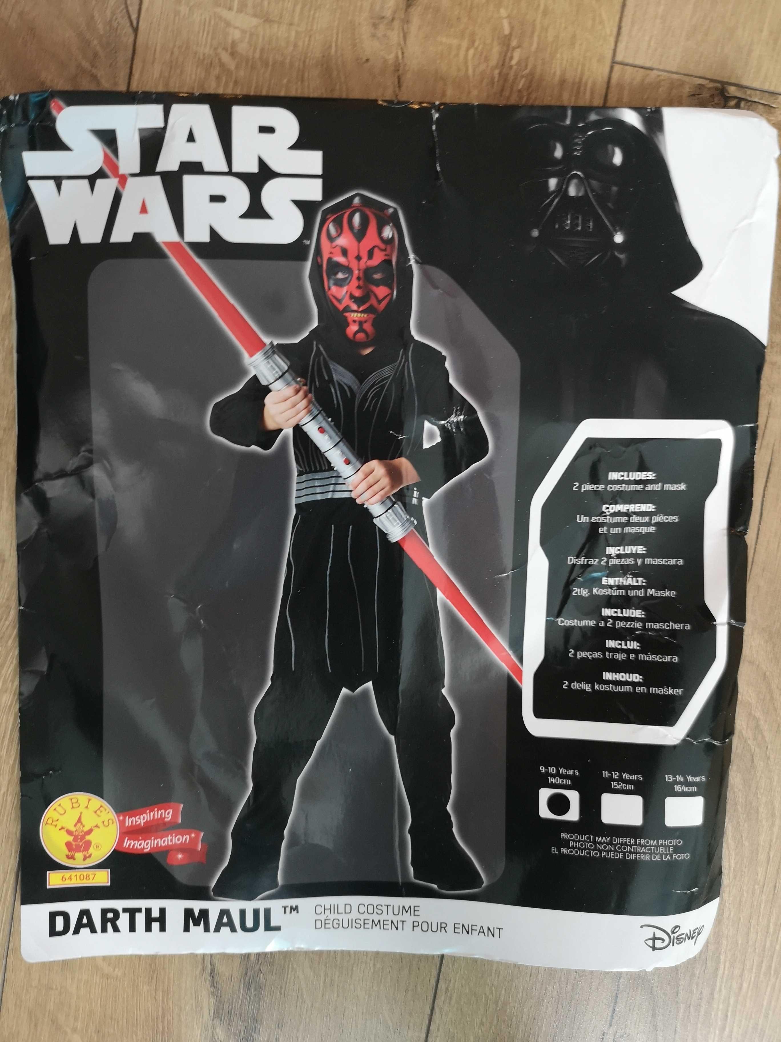 Kostium Star Wars Darth Maul