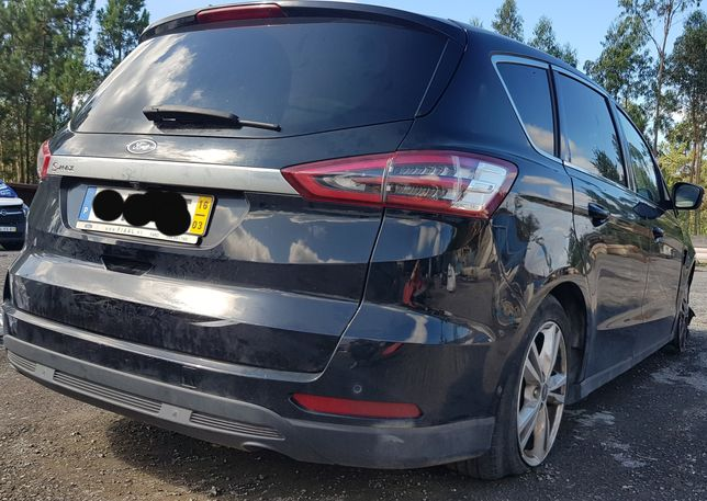 FORS S-MAX 2.0 TDCI 7 lugares (2016)