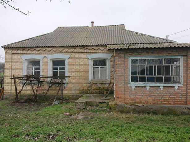 Четырехкомнатная дача с участком на 25 соток, 61.3 кв.м, село Зеленьки