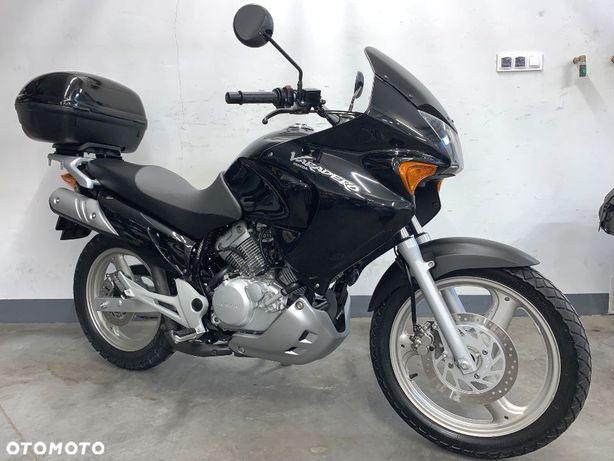 Honda Varadero XL 125 V / Gwarancja / 17292 km / Zadbane / Dodatki / Zarejestrowany