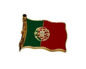 Revenda - Coleção Bandeiras de Portugal - 200 Pins - Novos