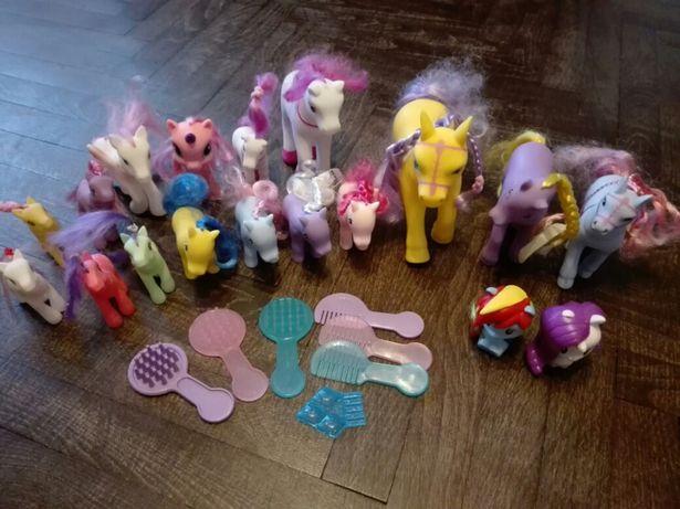 Kucyki pony zestaw