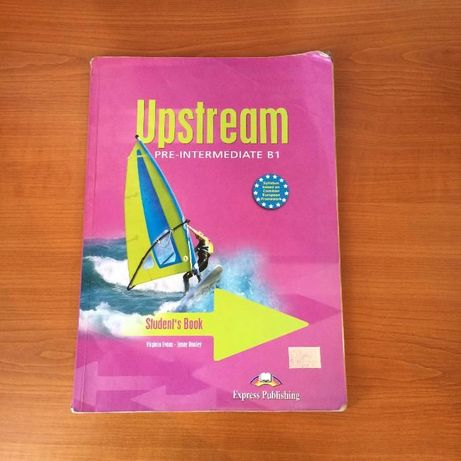 Upstream Pre-Intermediate B1 Student's Book - język angielski