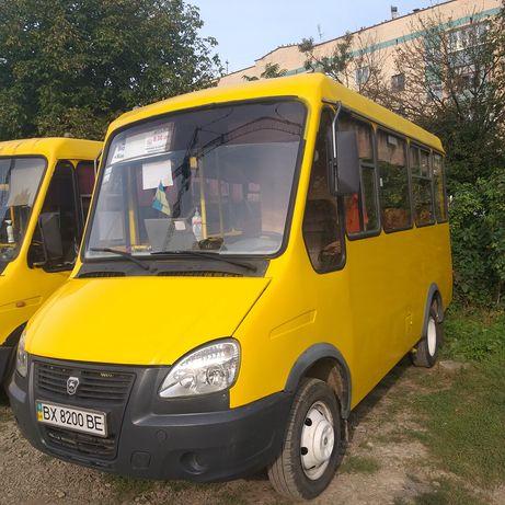 Автобус БАЗ 22154  (дельфін )