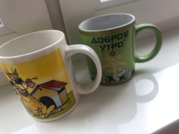 Чашки, набор