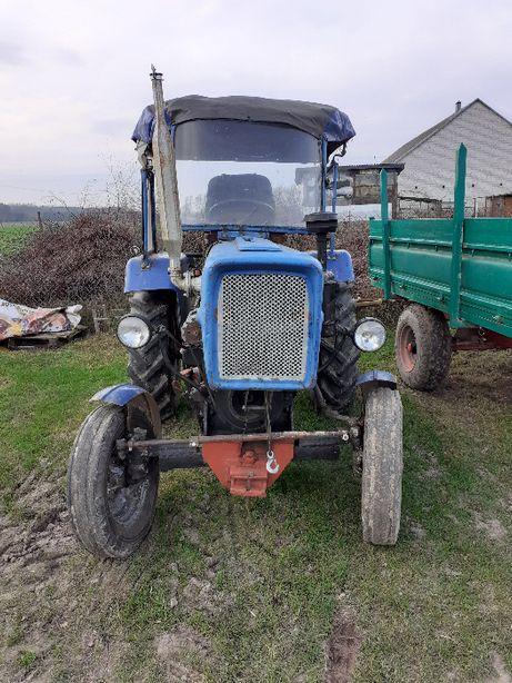 Traktor Ciągnik rolniczy składak zetor k25 ifa