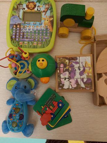 Детский планшет,пальчиковый лабиринт,деревянный конструктор..