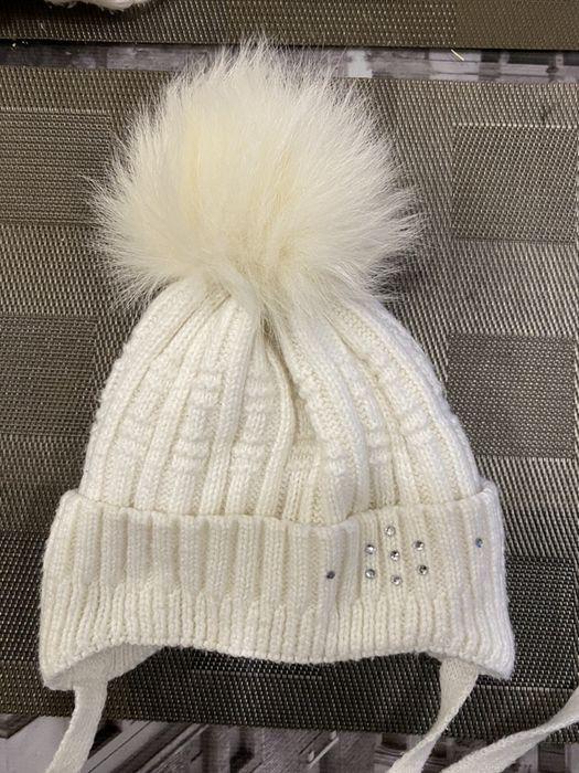 Зимняя шапочка 42-44 Красноармейск - изображение 1