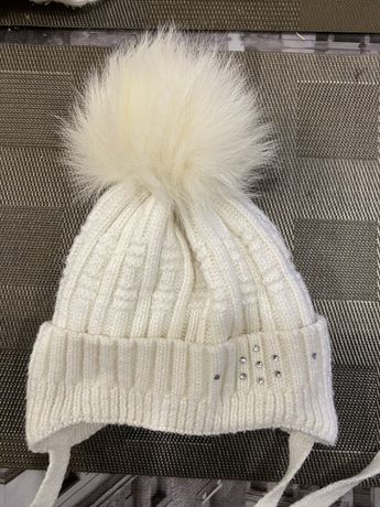 Зимняя шапочка 42-44