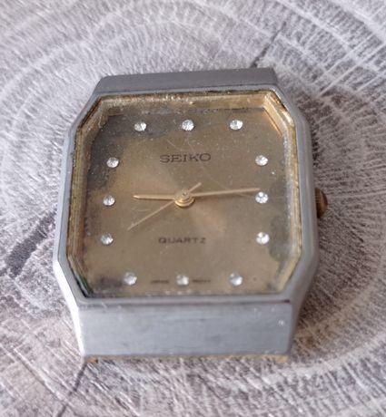 Graty ze starej chaty_stary zegarek prl Seiko elektronika . *001