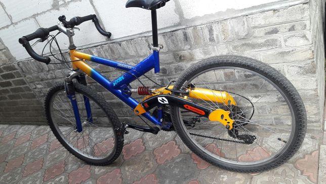 Горный велосипед drop bar handles