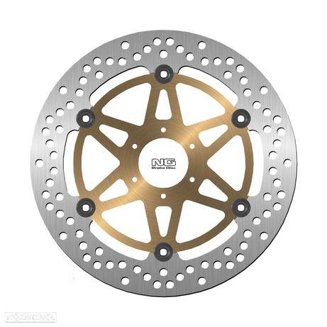 disco travão frente ng honda cb 600 f hornet - ng693