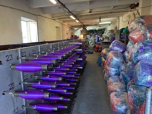 Продается завод по изготовлению сетки