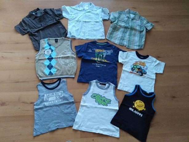Koszulki koszule 98 - 104 Reserved inne