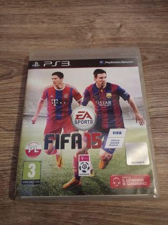 Gra PlayStation 3 FIFA 15 PL PS3