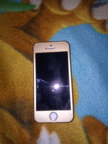 Iphone 5s plus etui