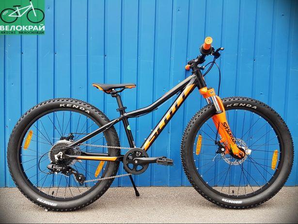 Новий підлітковий велосипед SCOTT SCALE 24 DISC 2020 #Велокрай