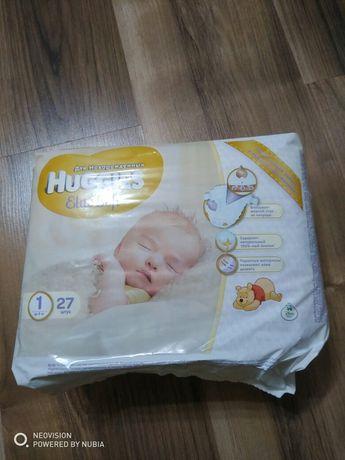 Подгузники Huggies Elite Soft 1/27 шт