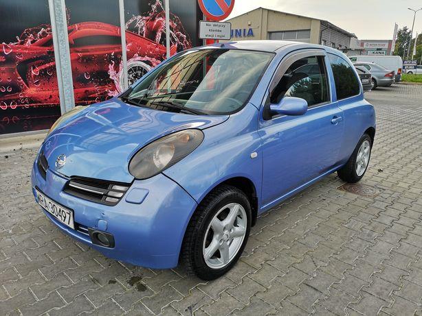 Nissan Mikra K12 2003r. 1.4 GAZ LPG Sekwencja, Mega Oszczędna!