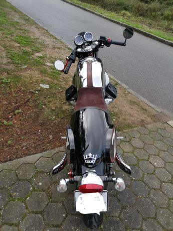 Moto Guzzi V/ Racer Edição Limitada