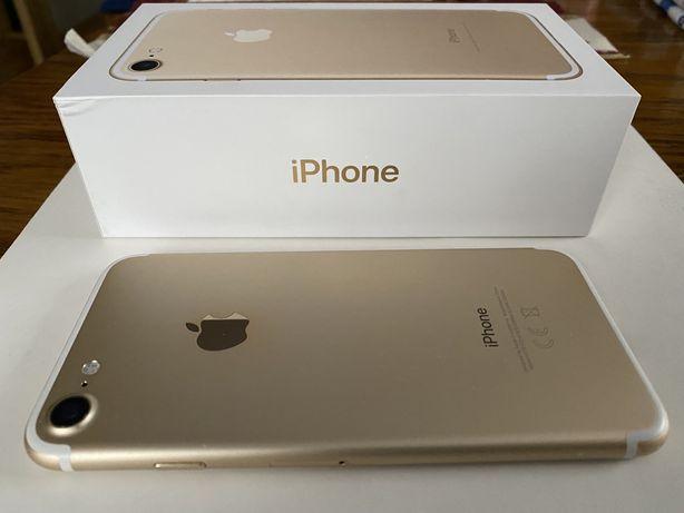 Iphone 7 bardzo dobry stan 32gb