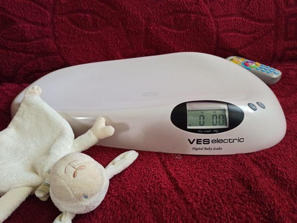 Ваги, Весы для новонароджених