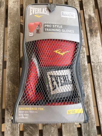 Luvas Boxe Everlast Pro Style 2100