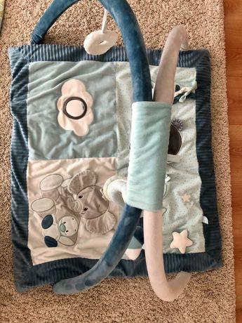 Tapete de atividades bebé Nattou como novo