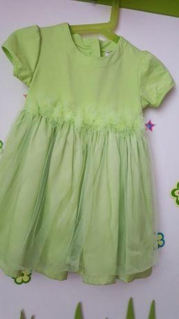 Sukienka cocodrillo z serii elegant r.86 stan idealny