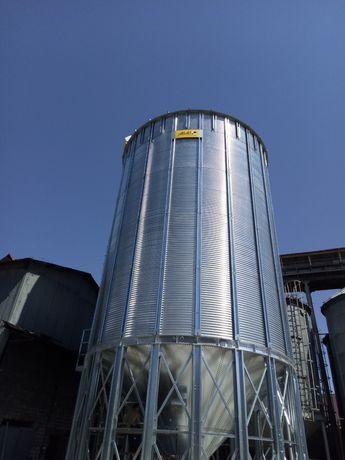 Силоса для зберігання зернових Araj(Unia)
