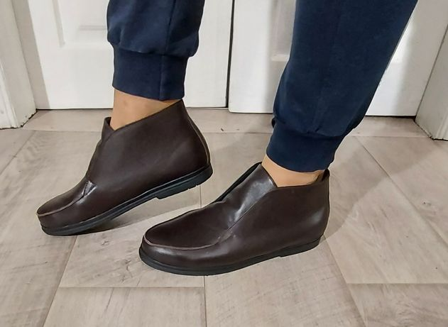 Ботиночки длина по стельке 27.7см