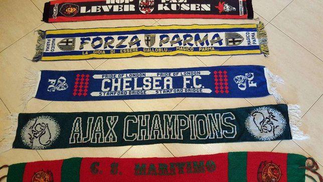 Cachecóis de Clubes de futebol