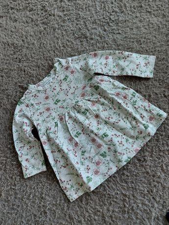 Sukienka dziewczynka 62
