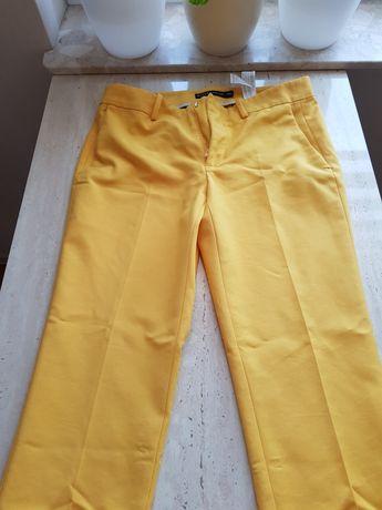 Spodnie Zara r.M (jak nowe)