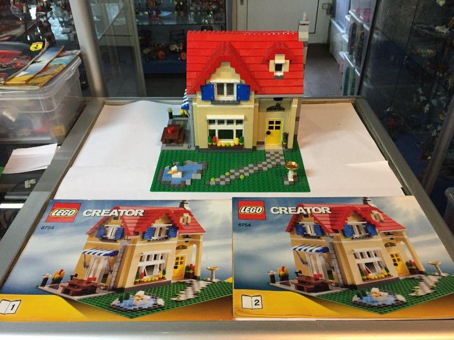 Lego Creator 6754 Dom rodzinny Poznań - image 1