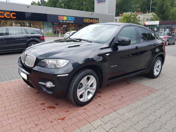 BMW X6 3.5 X-Drive ,E71 2008r 286km 5-osobowe, jasne wnętrze