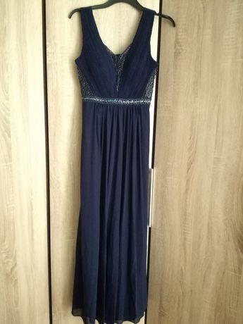 Piękna sukienka maxi 46
