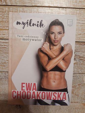 Myślnik. Ewa Chodakowska