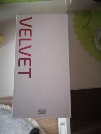 LG Velvet zestaw