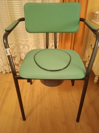 Nowe krzesło toaletowe wc nieużywane