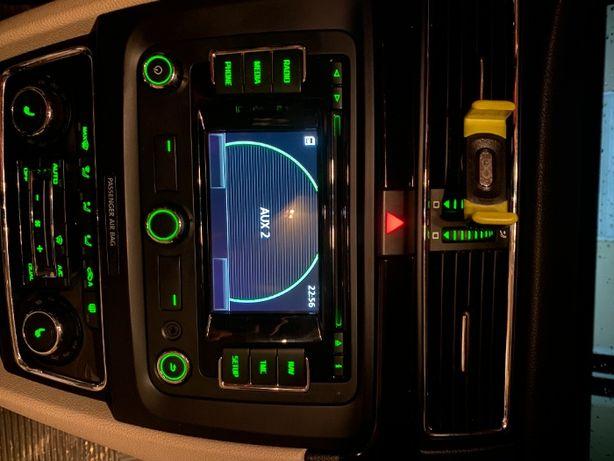 RADIO NAWIGACJA Skoda/VW Superb Sound system