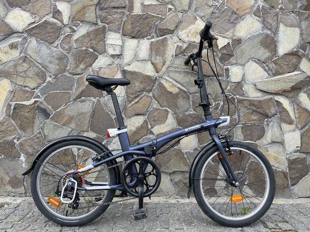 Складний велосипед Btwin