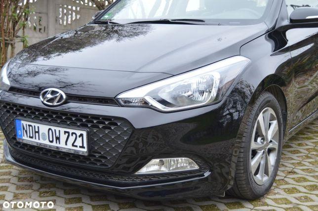 Hyundai i20 1.4 benzyna 101KM 6 biegów Model NEW Serwisowany Z Niemiec opłacony