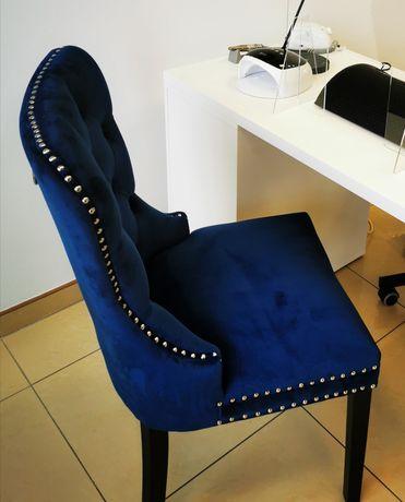 Krzesło na sprężynie