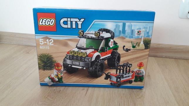 Lego City 60115 Terenówka