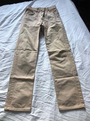 Calças Levi's 501 W27 L36