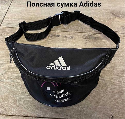 Поясная сумка (бананка кондукторка) Adidas (asics craft 2xu)