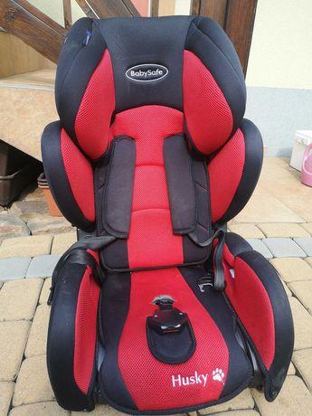 Fotelik samochodowy Husky Baby Safe 9-18 kg