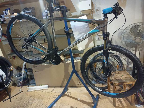 Naprawa rowerów od ręki u klienta,  mobilny serwis rowerowy 24h
