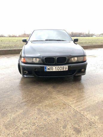 BMW e39 3,5 газ/бензин